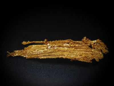 Gold from Round Mountain Mine, Nye County, Nevada, USA [db_pics/update4/ML00150a.jpg]