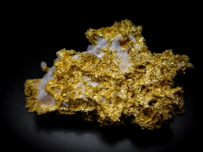 Gold from GG Prospect, Tuolumne County, California, USA [db_pics/update4/ML00164b.jpg]