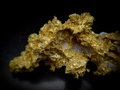 Gold from GG Prospect, Tuolumne County, California, USA [db_pics/update4/ML00165b.jpg]